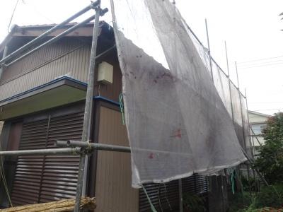 家の塗装1